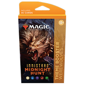 Innistrad: Midnight Hunt Theme Booster (Werewolves)