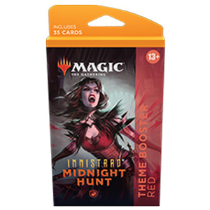 Innistrad: Midnight Hunt Theme Booster (Red)